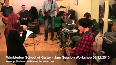 DO NOT MISS THE ROCK BAND BOOTCAMP IN THE HEART OF WIMBLEDON!!!