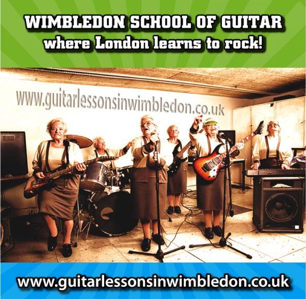 guitar classes london