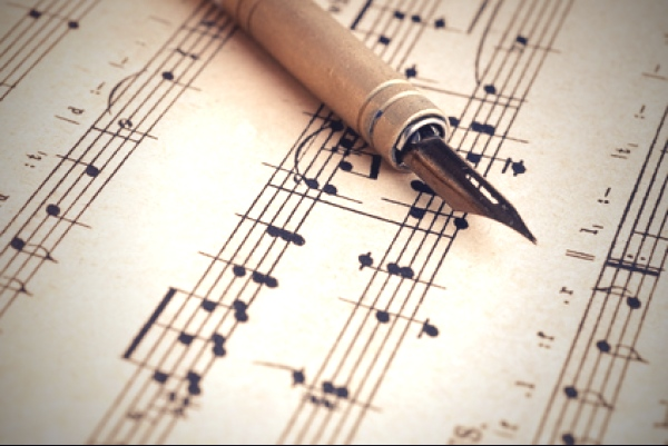 Writers write you a song