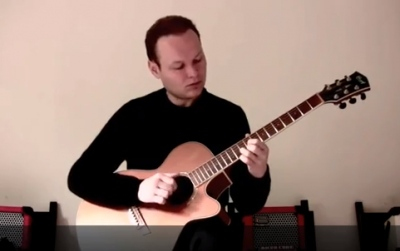 ACOUSTIC GUITAR LESSONS IN LONDON FOR BEGINNERS AND INTERMEDIATE GUITAR PLAYERS