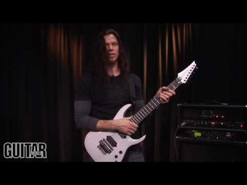 Guitar Tips From Chris Broderick Of Megadeth