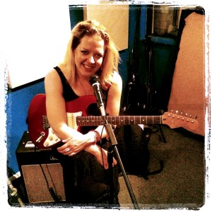 Deborah-Guitar lessons in Wimbledon Student of the month