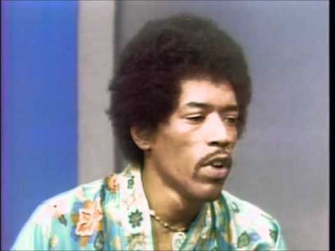 Find Out What Jimi Hendrix Thought About His Guitar Playing?