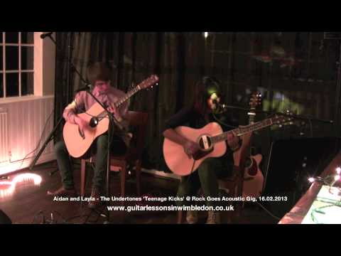 New Episode Of Greg X TV: Watch My Teenage Guitar Students Layla And Aidan Rocking At The Acoustic Gig