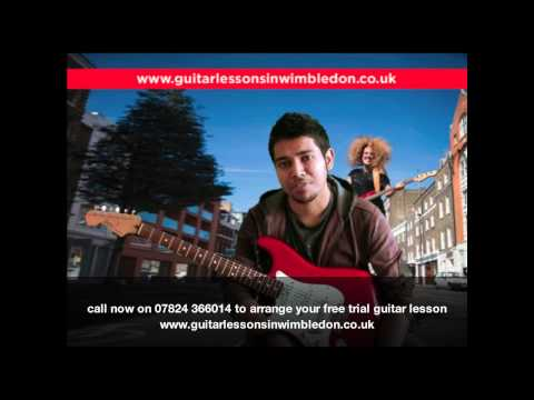 Student Dan Sharing Experience From His Guitar Lessons With Greg At Wimbledon School Of Guitar