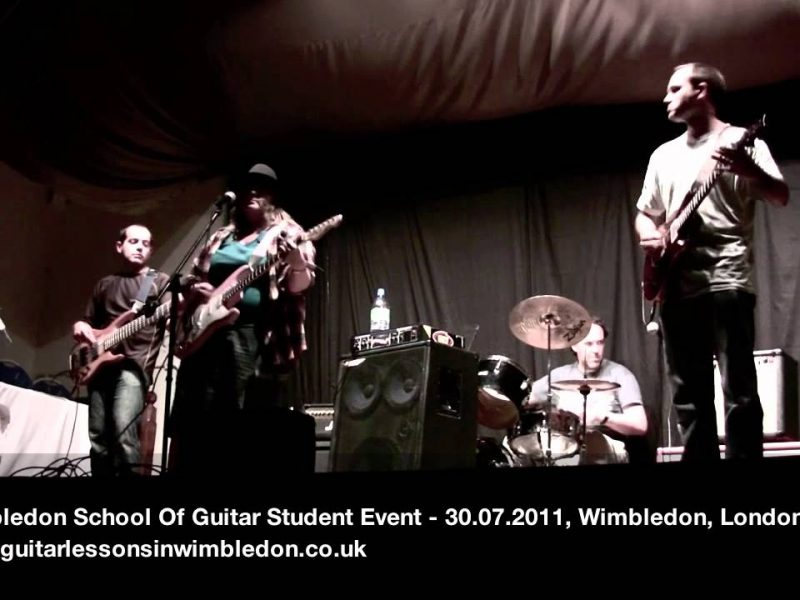 Congratulations To All Students Who Performed At The Summer Student Gig At Wimbledon School Of Guitar On The 30th Of July 2011!!!