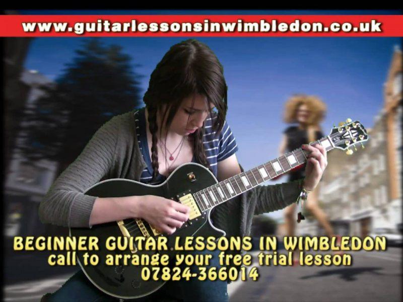 Watch My Beginner Student Laura Playing Guitar