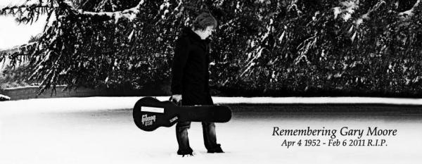 Gary Moore Inspired Guitar Lick