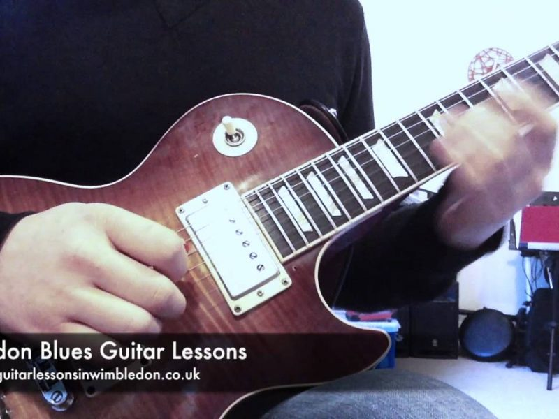 Blues Lick Of The Week Episode 28