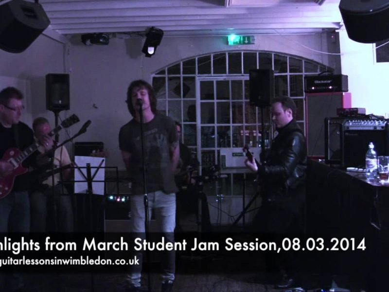 Congratulations To All Students Who Took Part In Student Jam Session On The 8th Of March At William Morris, Check Video Highlights