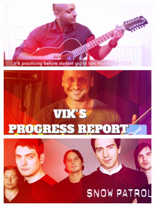 Student Vik: Progress Report