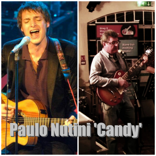 My Student Chris Performing 'Candy' By Paulo Nutini