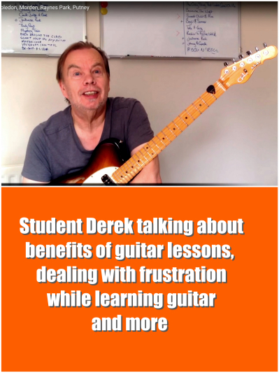 Student Derek About Benefits Of Lessons