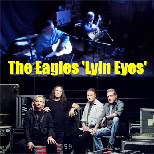 "Students Chris And Ben Perforforming ""Lyin' Eyes"" By The Eagles"