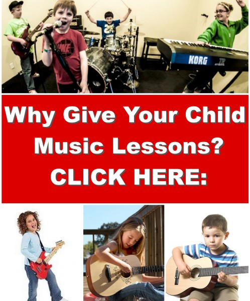 Why Give Your Child Music Lessons?