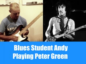 Blues Guitar Lessons Wimbledon