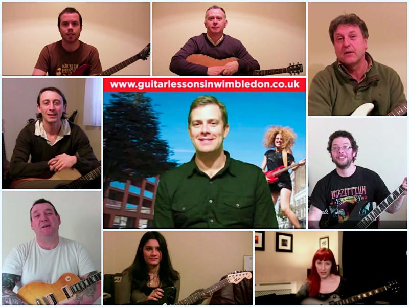 Student Testimonials Guitar Lessons Wimbledon