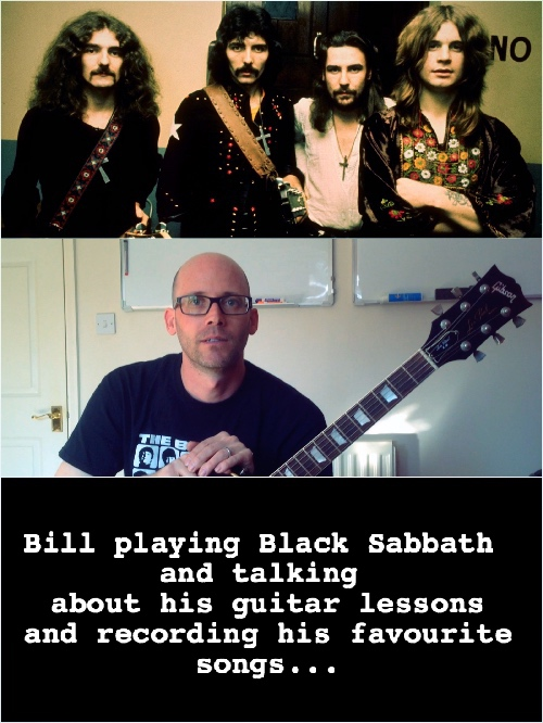 Metal Guitar Lessons Wimbledon