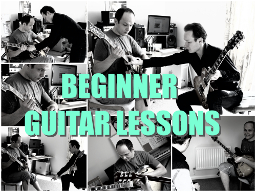 Guitar Lessons For Beginners in Wimbledon
