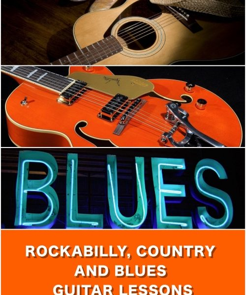 Country, Rockabilly And Blues Lessons In London