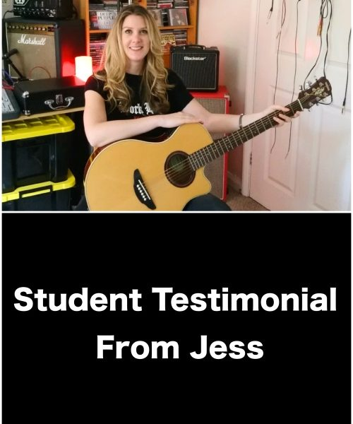 Student Testimonial From Jess