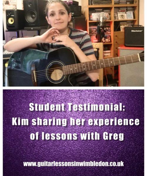 Student Testimonial From Kim