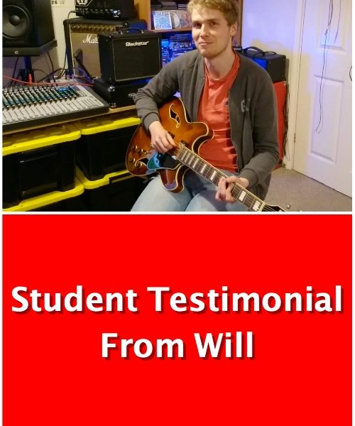Student Testimonial From Will