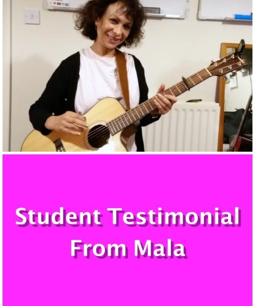 Student Testimonial From Mala
