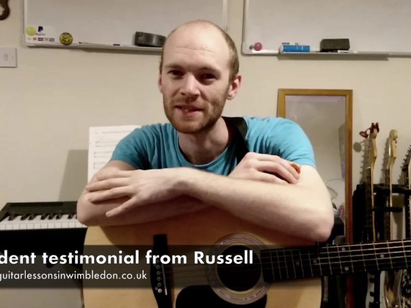 Student Testimonial From Russell